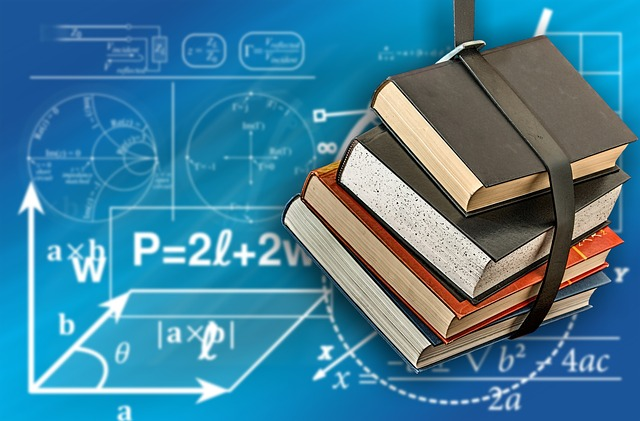 books and formulas- we are always learning